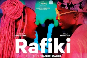 Rafiki Wins Two Awards at the Africa Movies Academy Awards 2019