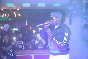 Khaligraph Jones 'Lites' up Mombasa Town