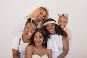 Real Queens Fix Each Other's Crowns in New Series Ma'empress
