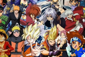 Popular Anime Shows You Should Watch