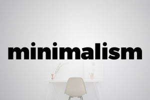 The Art of Minimalism
