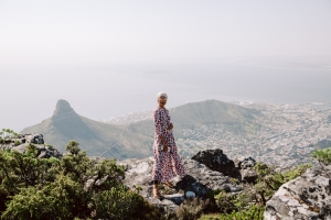 A Wanderlust Queen: A voyage through the eyes of Farhana Oberson