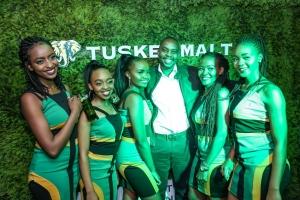 Tusker Malt Unveils New Look