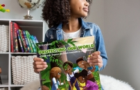 New Children's Poetry Book 'Protecting Our World' to Launch in Nairobi