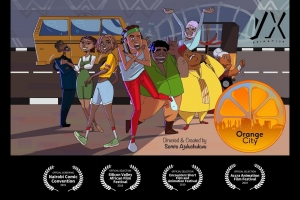 'Orange City' The New African Animated Series You Should Check Out