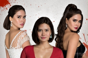 """First Look at NTV's New Teleserye """"The Blood Sisters"""""""