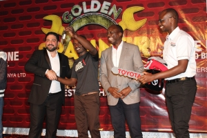 Juakali Mechanic Wins Total Quartz Golden Spanner Competition