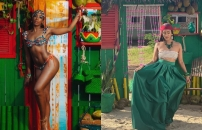 Brazilian Singer IZA Pummels Tanasha, Diamond For Cribbing 'Gere' Music Video