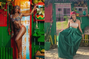 Brazilian Singer IZA Pummels Tanasha, Diamond For Cribbing 'Gere' Music Video