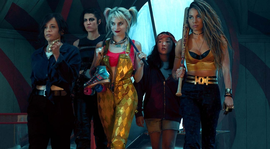 'Birds of Prey' Review:  It's Quinn-sanity!