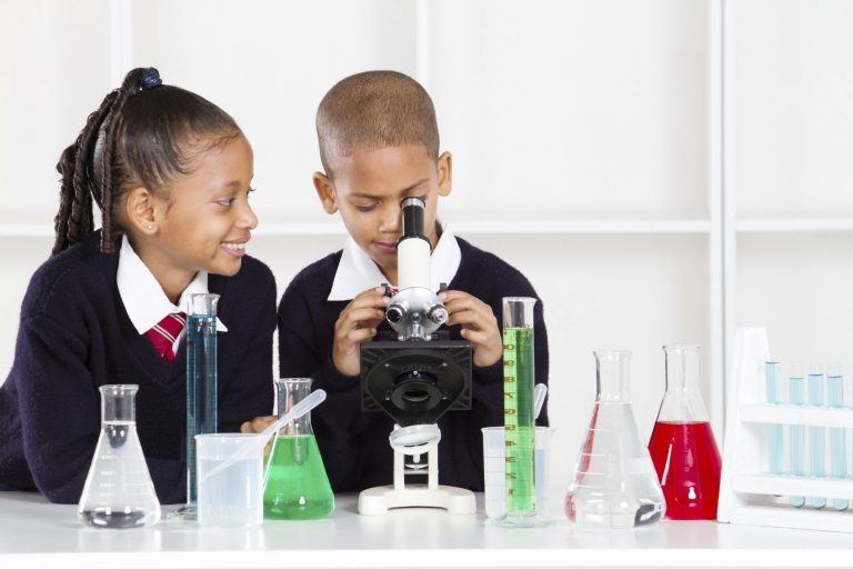 Virtual Learning: Little Einsteins Science Camp