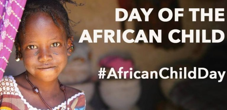 Day of The African Child 2021: An Africa Fit for Children