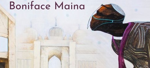 Waiting, Watching & Wishing: Boniface Maina's Solo Exhibition