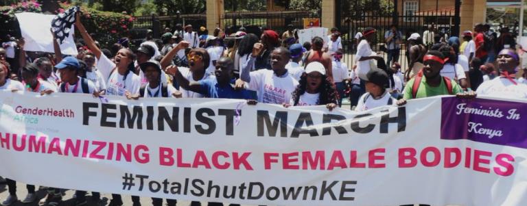 International Women's Day: Feminist/Women's Rights Organizations in Kenya