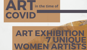 Art in the Time of COVID Exhibition