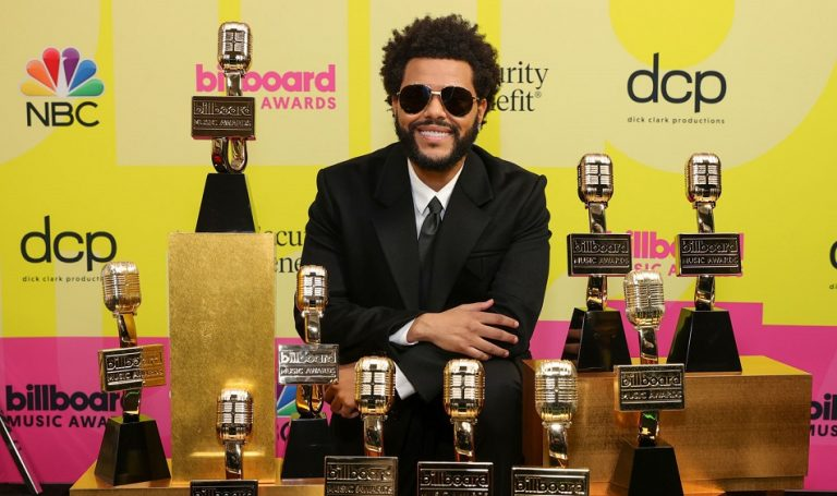 The Weeknd Tops 2021 BBMA Wins –See the Full List