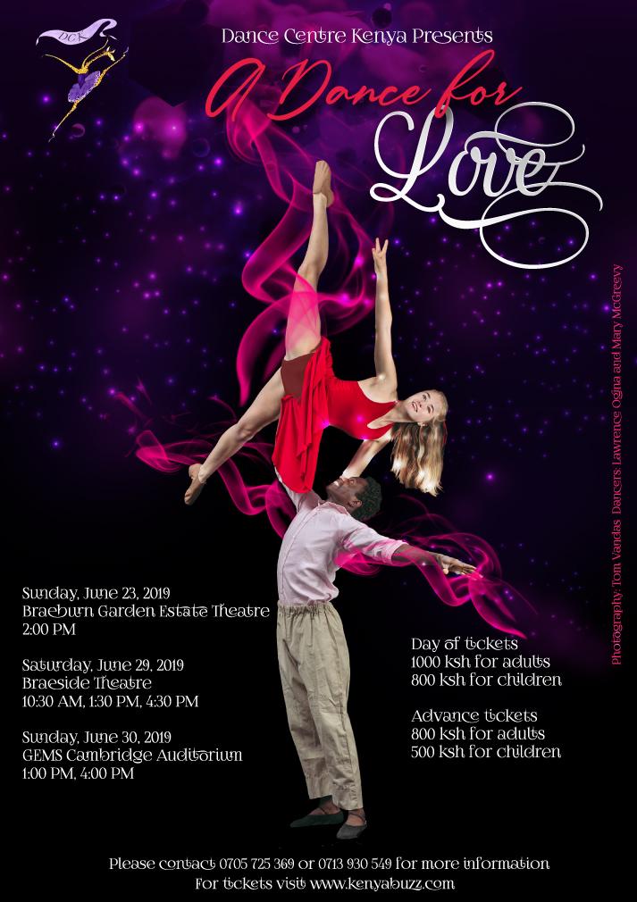 A Dance for Love - GEMS Cambridge Auditorium