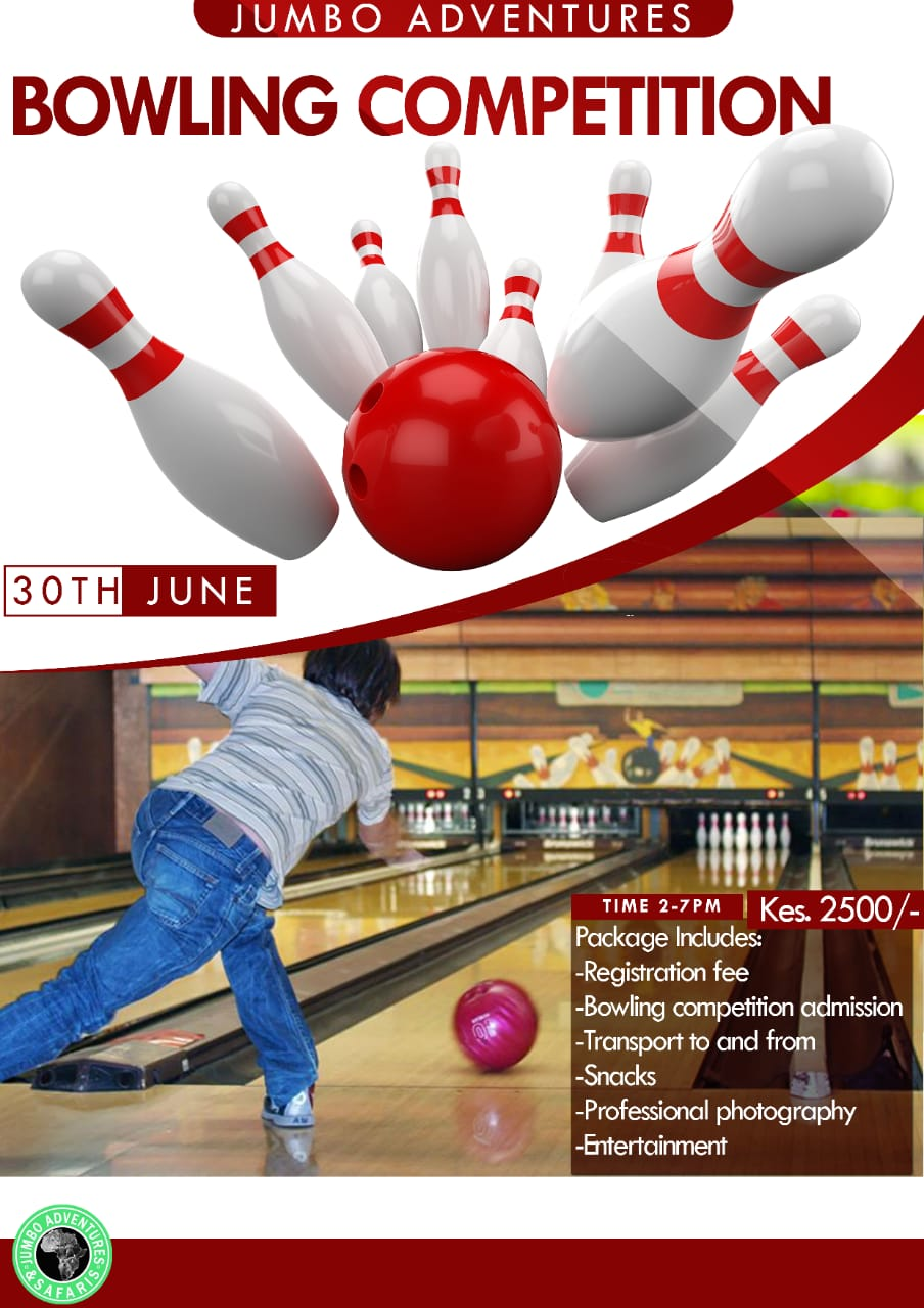 Jambo Adventures Bowling Competition