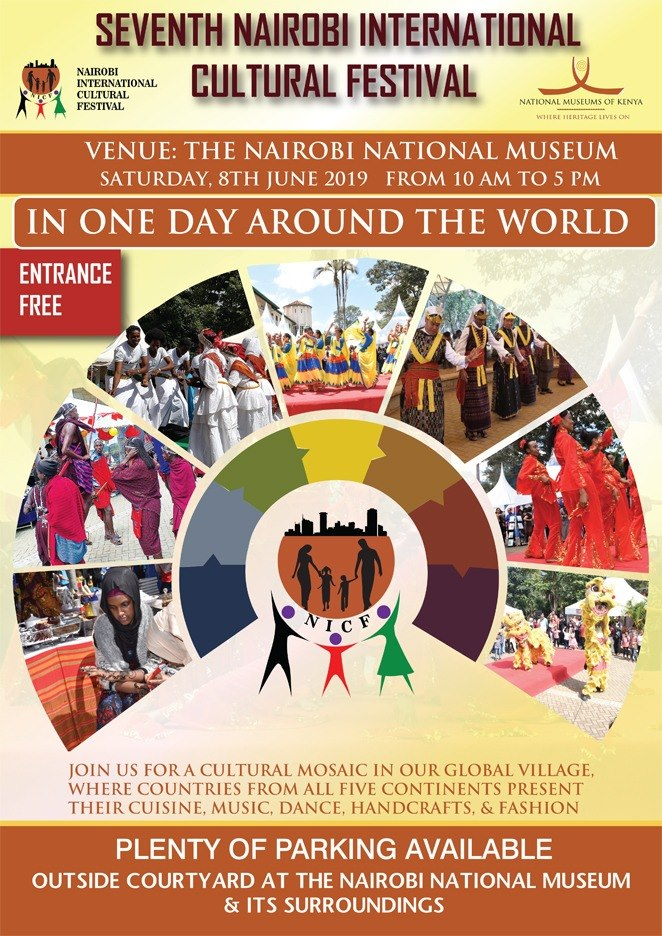 7th Nairobi International Cultural Festival