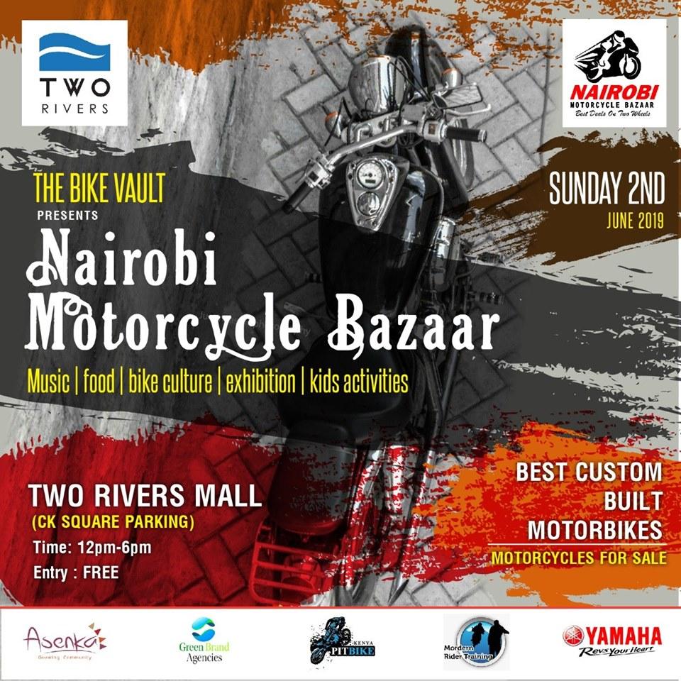 Nairobi Motorcycle Bazaar