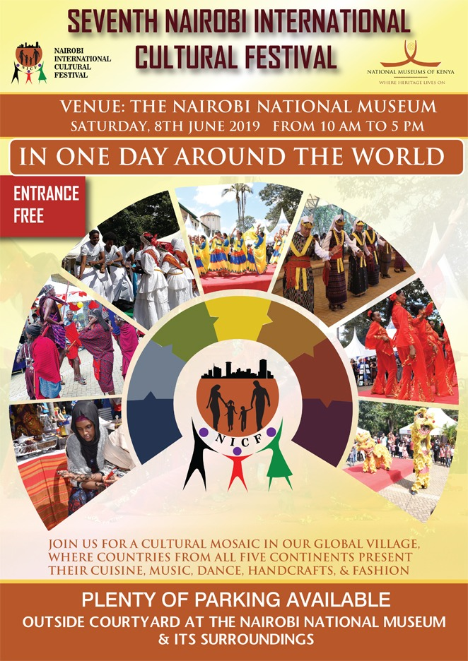 Seventh Nairobi International Cultural Festival