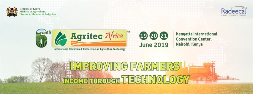 6th Agritec Africa 2019