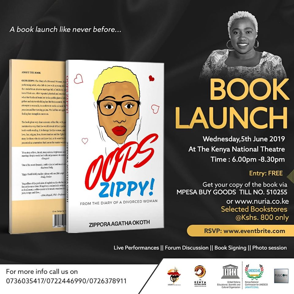 Book Launch: Oops Zippy By Dr. Zippy