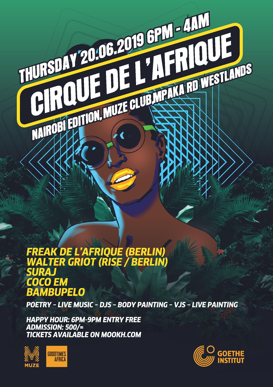 Cirque De L'afrique