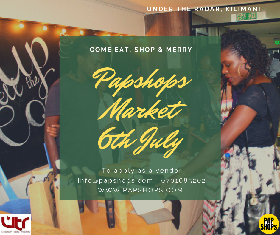 Papshops Pop-up Market