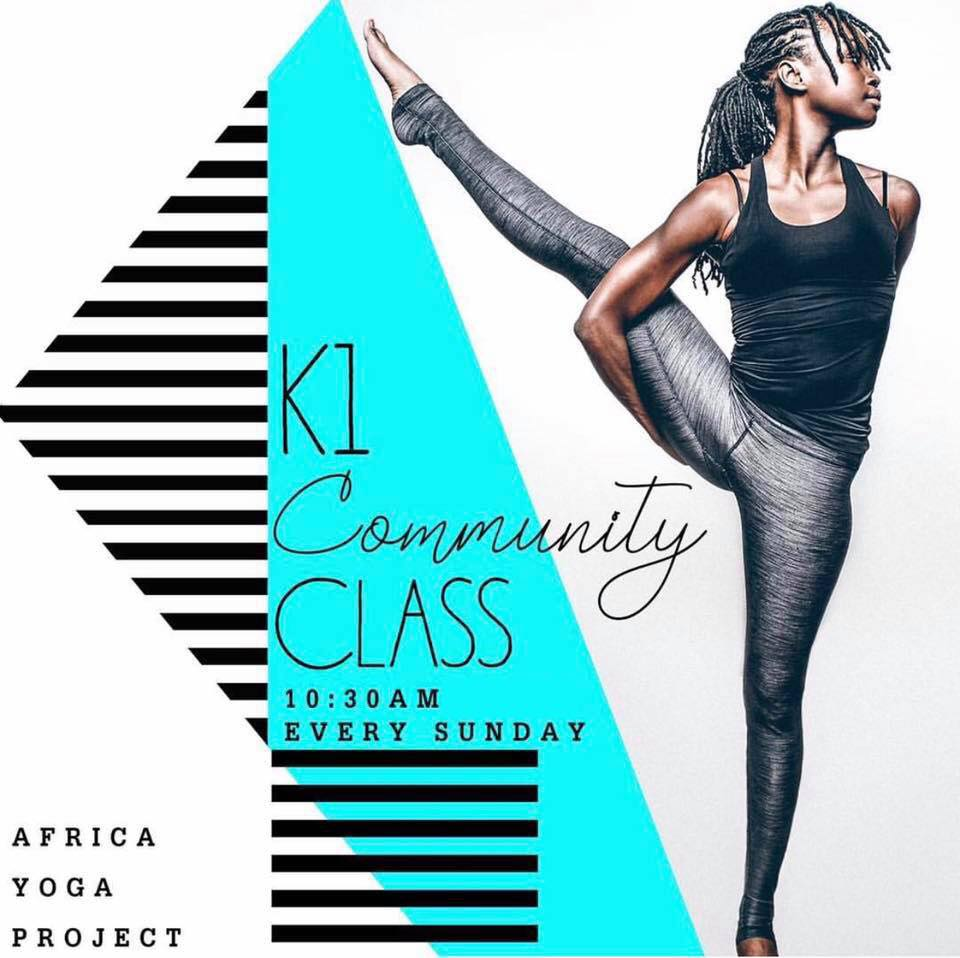 K1 Community Class
