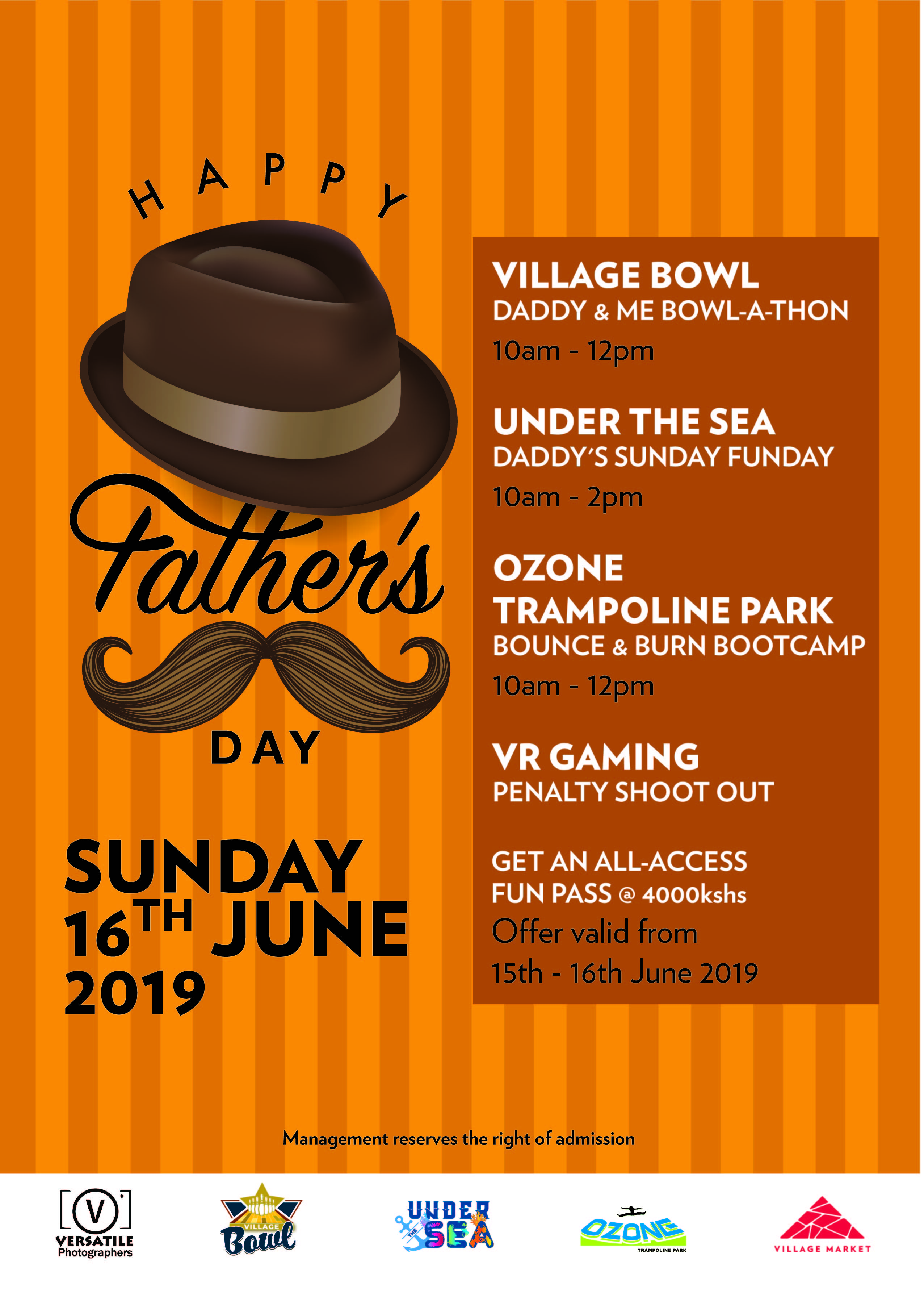 Father's Day At Village Market