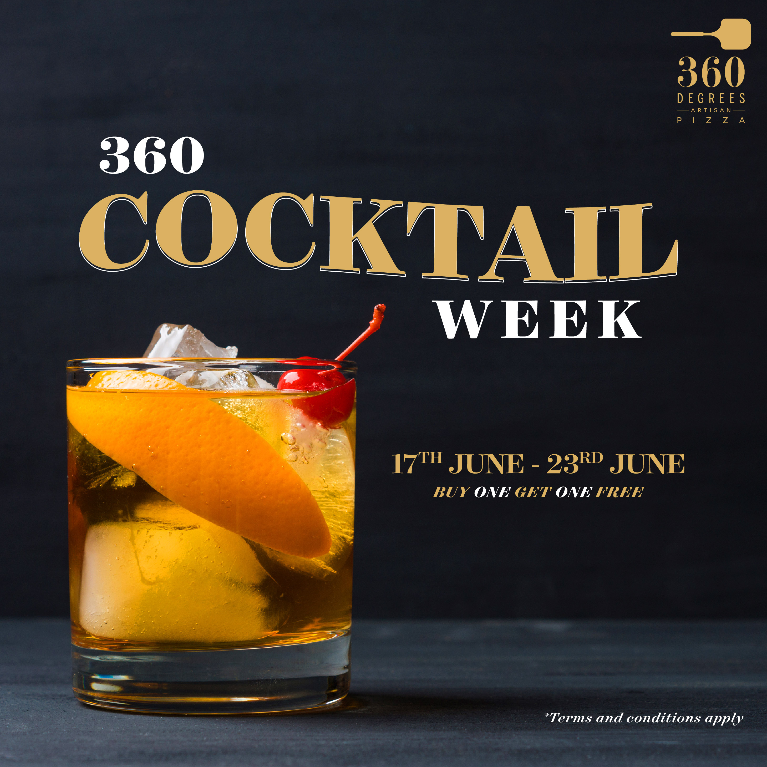 360 Cocktail Week