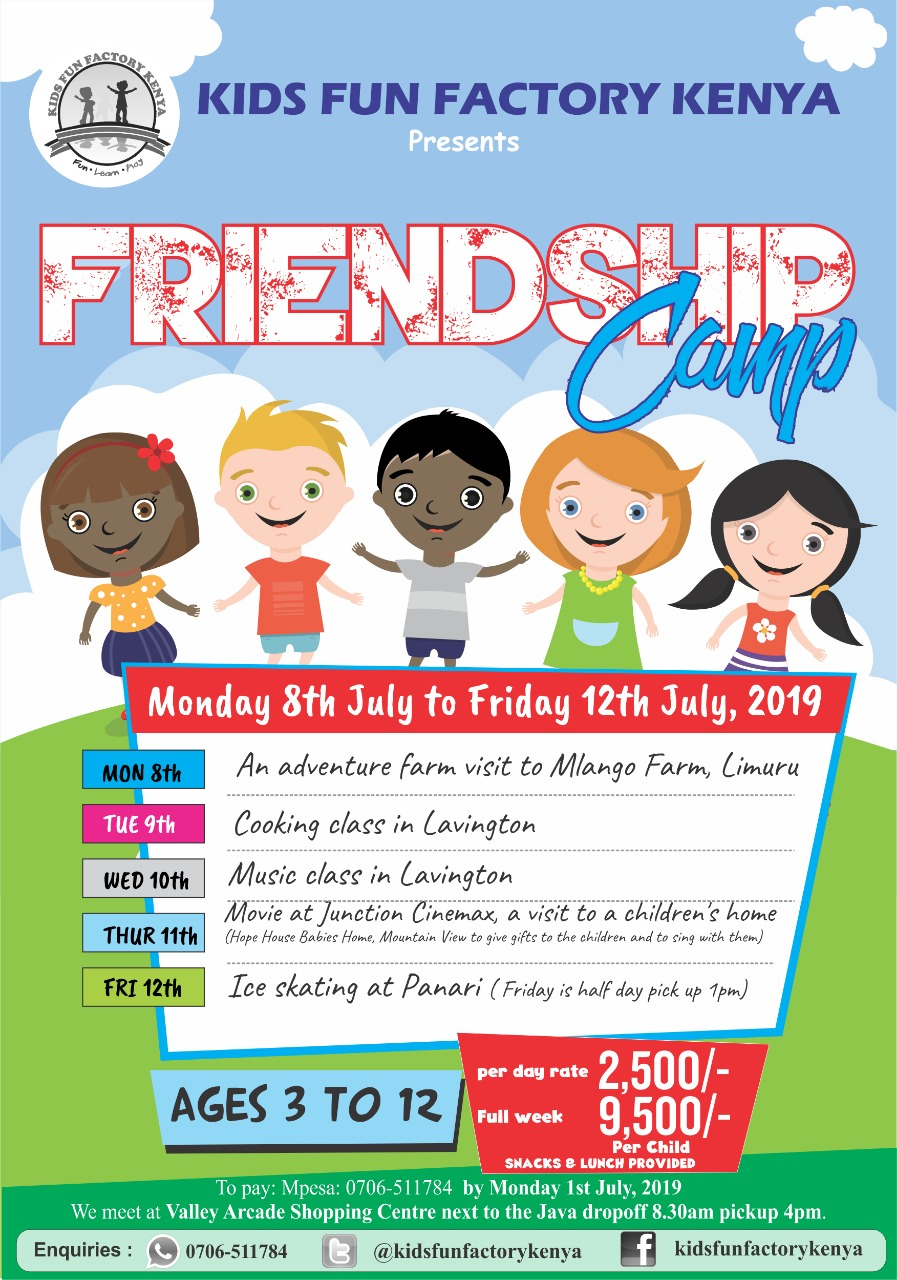 Friendship Camp