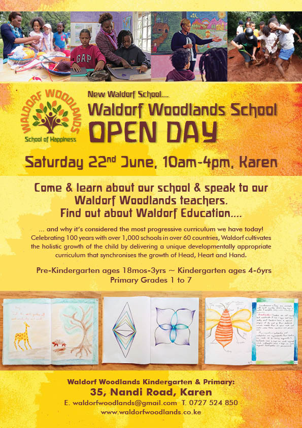 Open Day at Waldorf Woodlands School