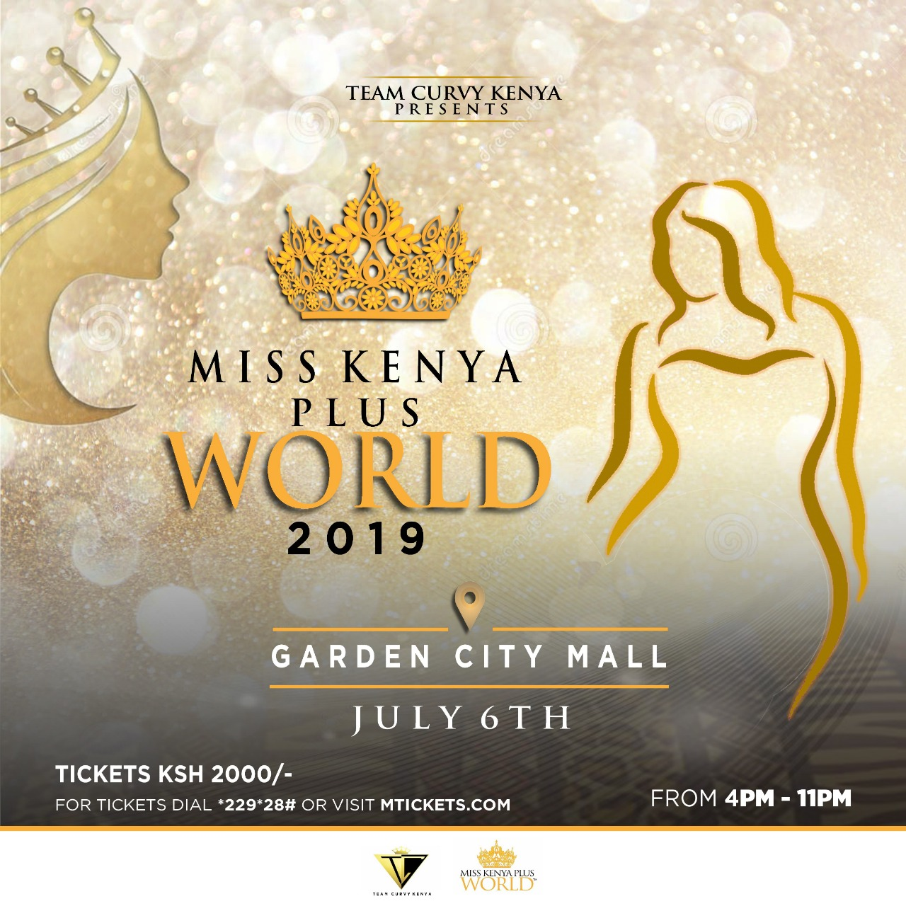 Miss Kenya Plus World