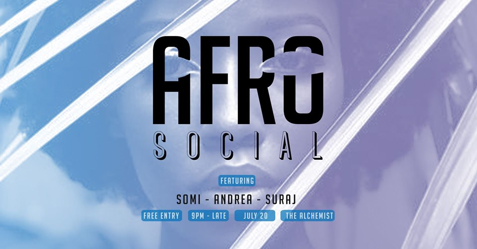 Afro Social Volume 5