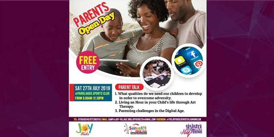 Parents Open Day