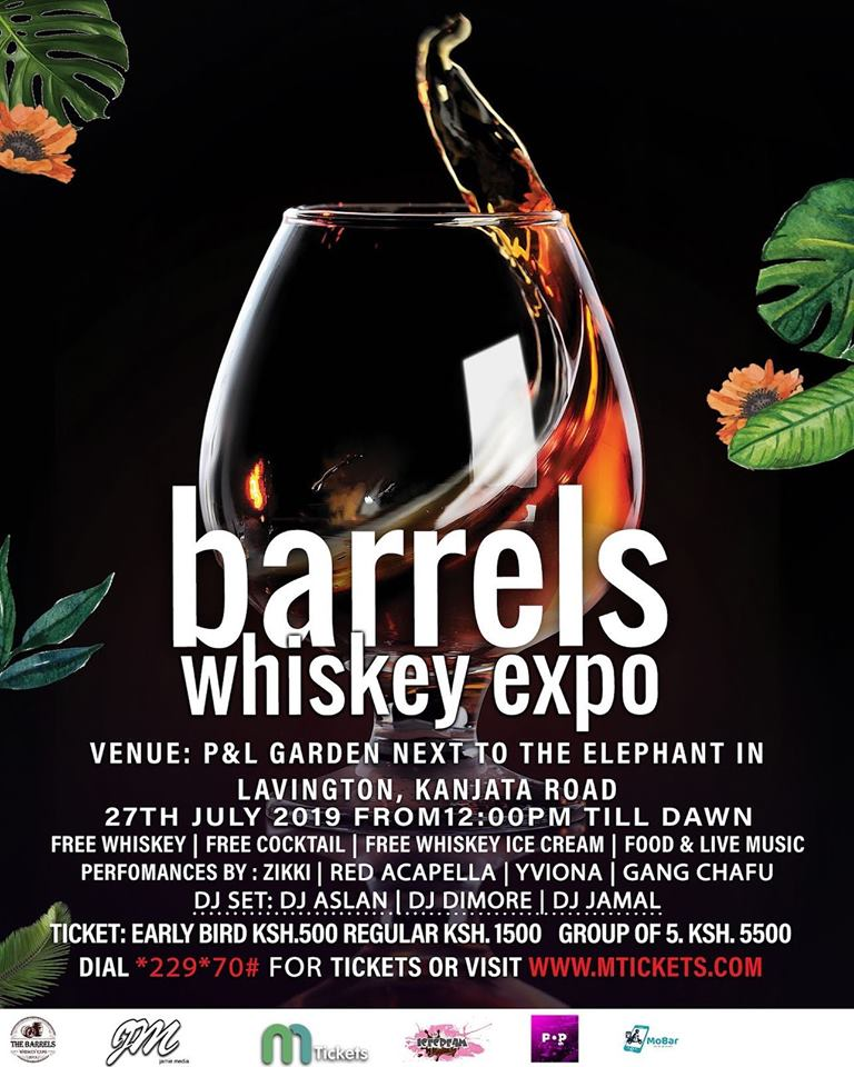 3rd Edition of the Barrels Whiskey Expo