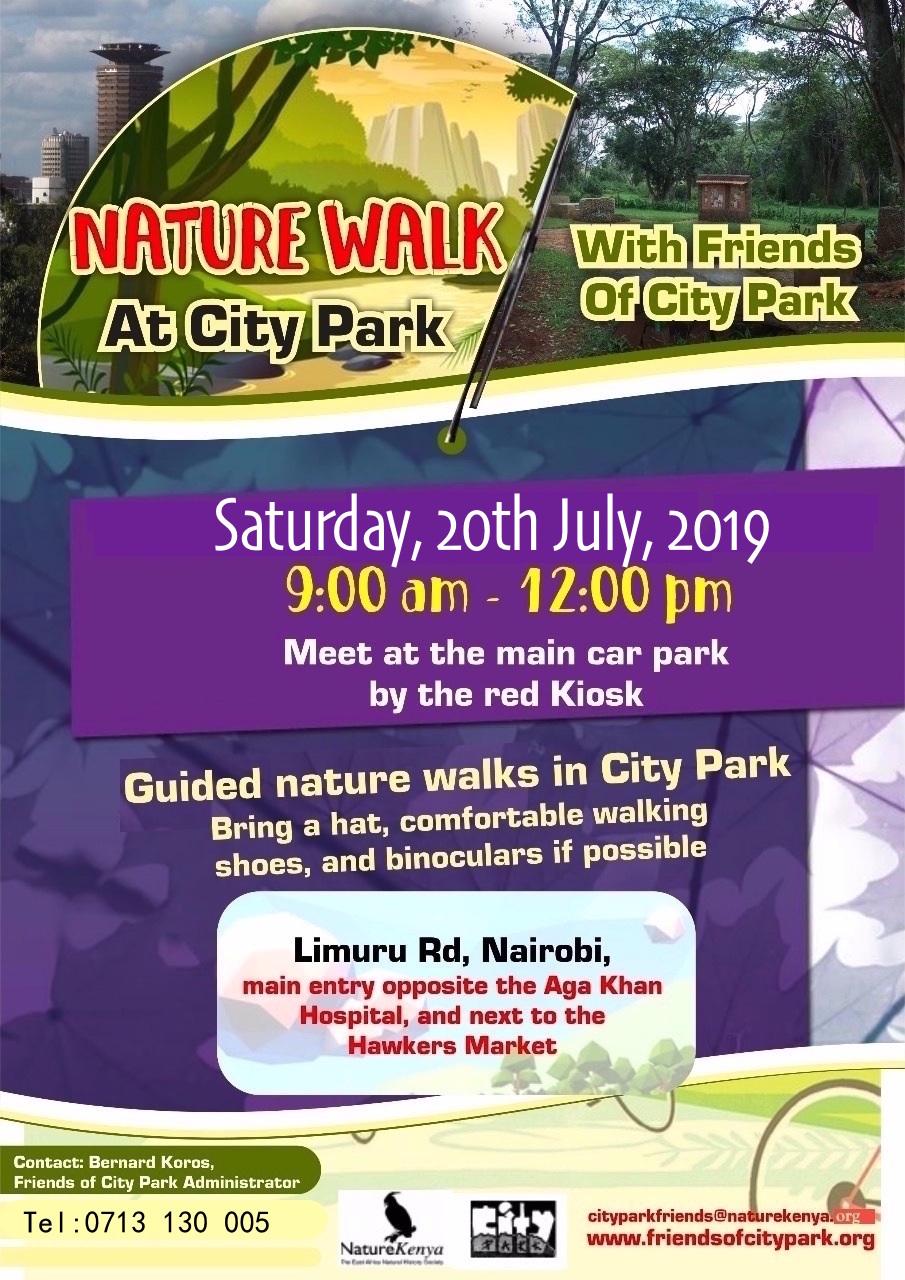 City Park Walk