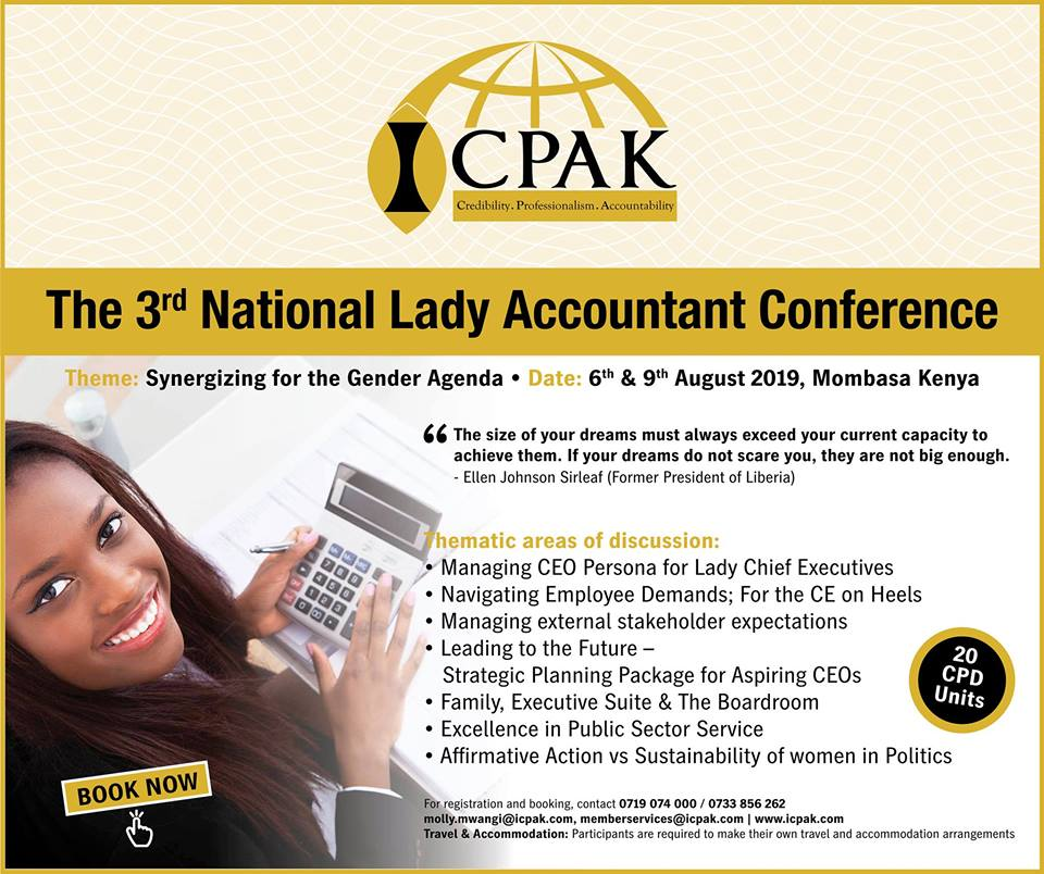 3rd national lady accountant conference