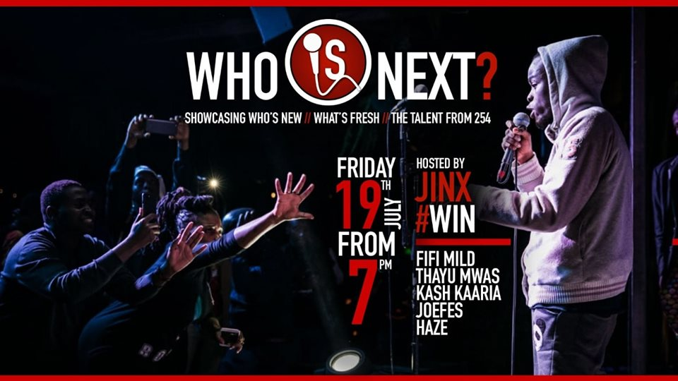 Who is Next? Who's New / What's Fresh / The Talent from 254