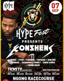 HYPE Presents: Konshens