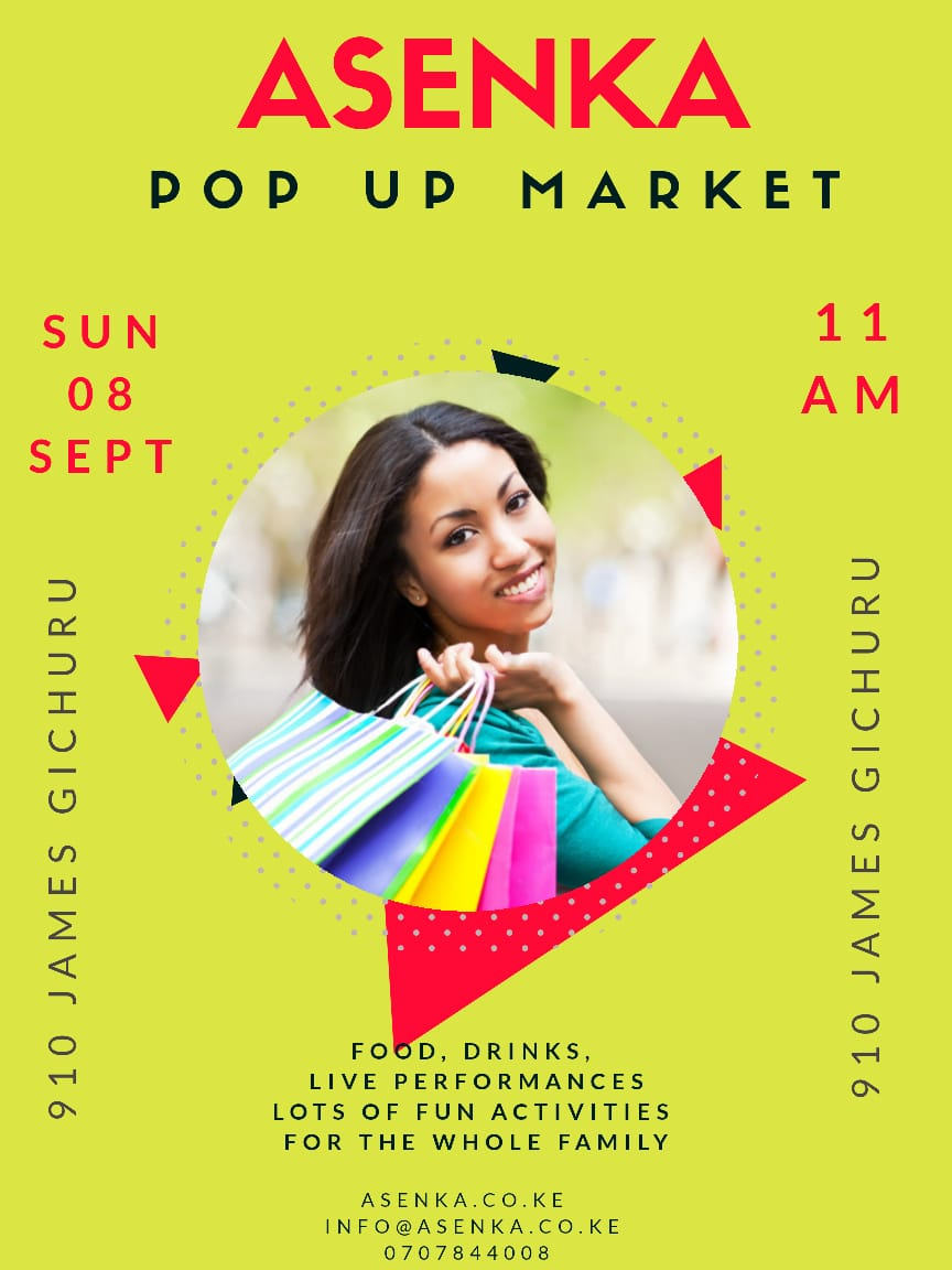 Asenka Pop Up Market