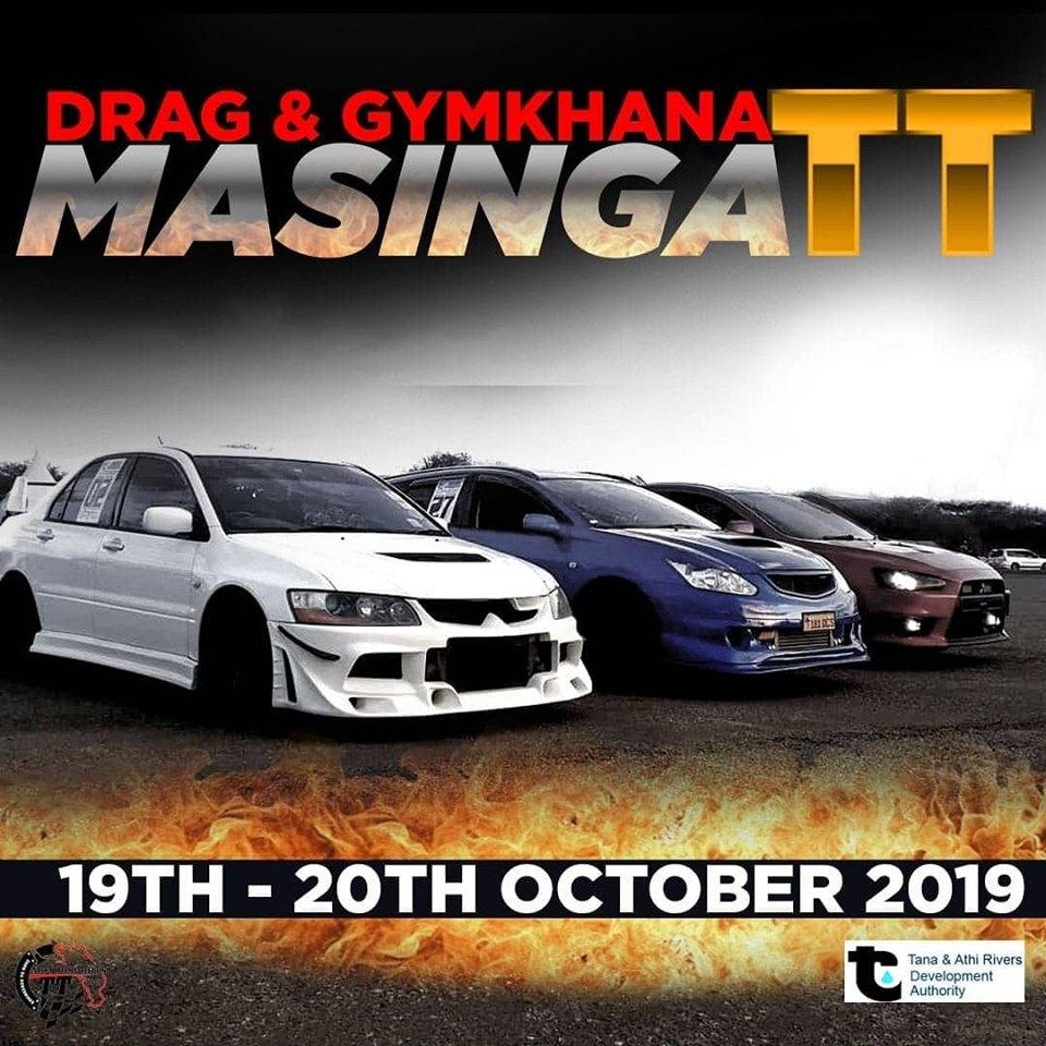 Masinga TT 2019