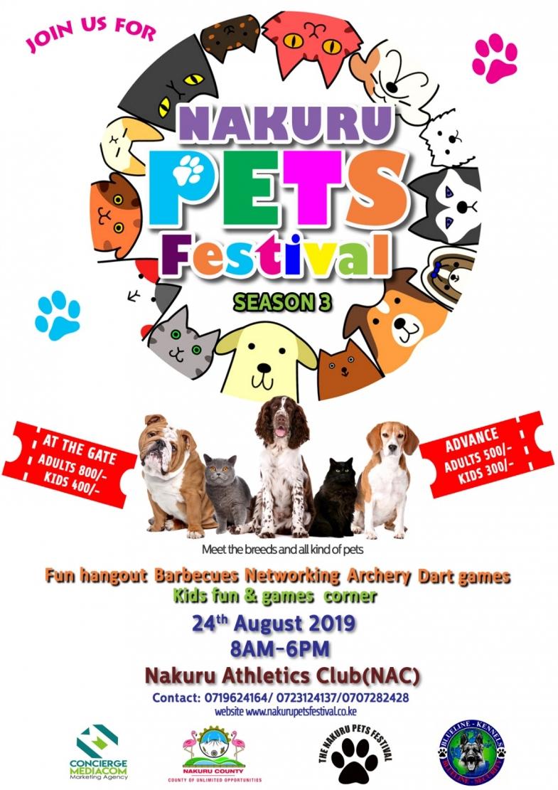 Nakuru Pets Festival Season 3