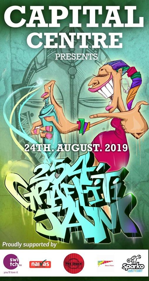 GRAFFITI ART JAM