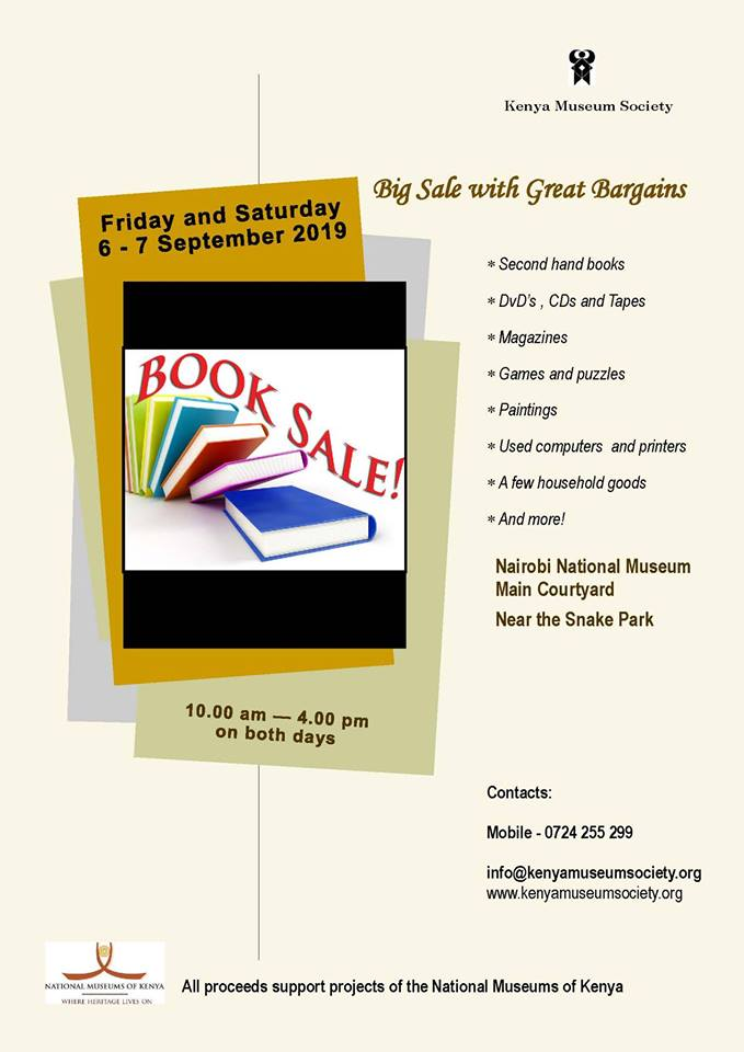 KMS Annual Second Hand Book Sale