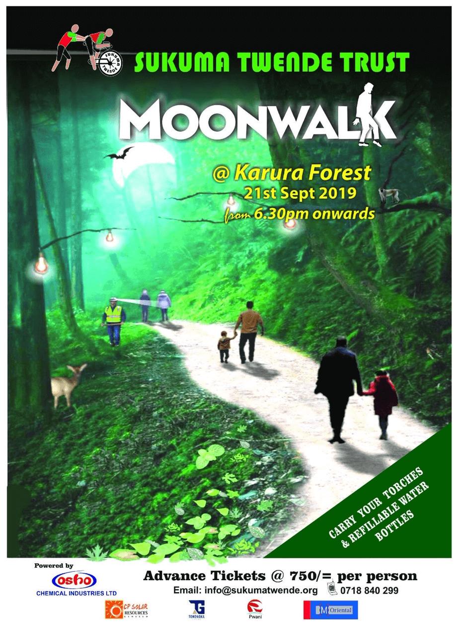 Moonwalk 2nd Edition 2019