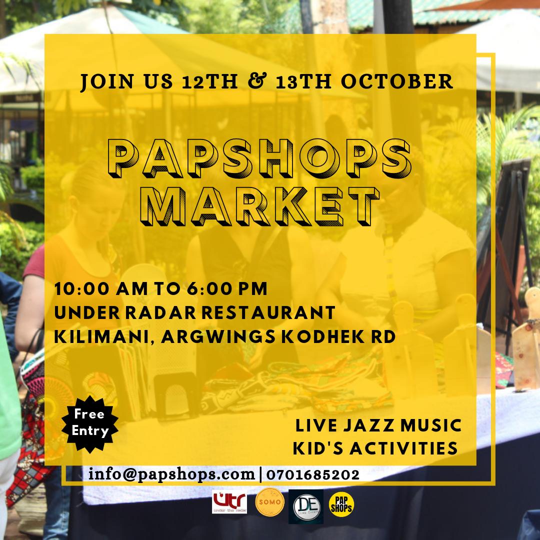Papshops Market