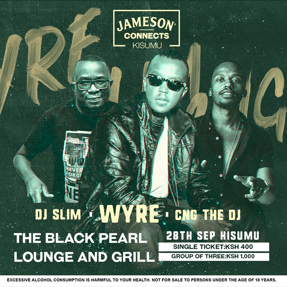 Jameson Connects Kisumu